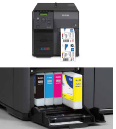 Small Business Uses Label Printers Support